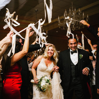 Omni Parker Hotel Wedding