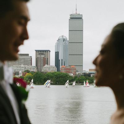Julie & Adam in Cambridge, MA