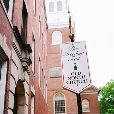 Old North Church Wedding for Katie & Ian