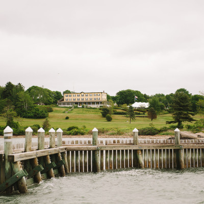Chebeague Island Inn Wedding for Sara and Eric