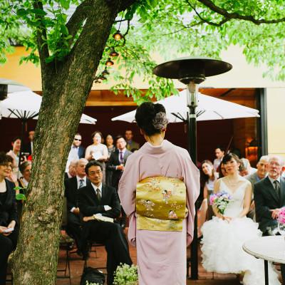 Oleana Wedding, Mai and Jacques