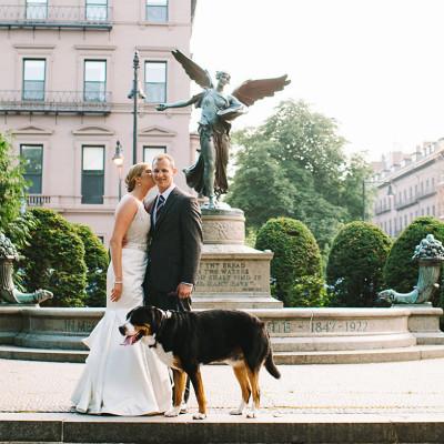 TAJ Boston Wedding, Philena and Brian