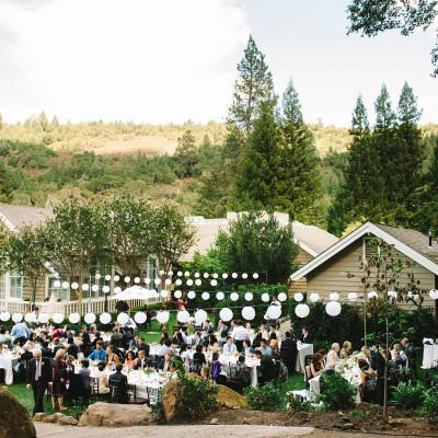 Napa Valley Wedding at Meadowood for Davina and Joshua