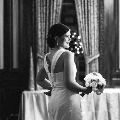 Joy & Kyle's New Year's Eve Wedding in Boston