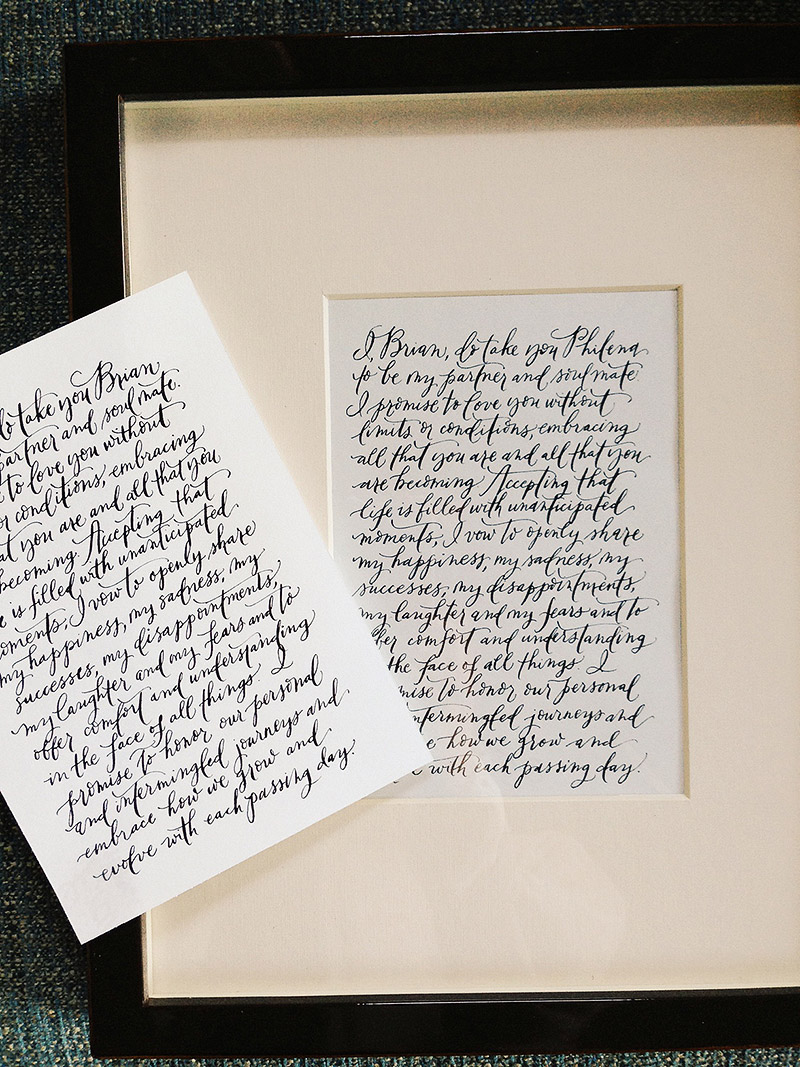 vows_philena featured calligraphy