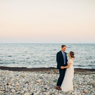 Little Compton, Rhode Island Wedding // Andrea + Andrew