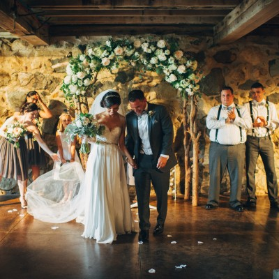Borsari Gallery Wedding for Daniela & Adam