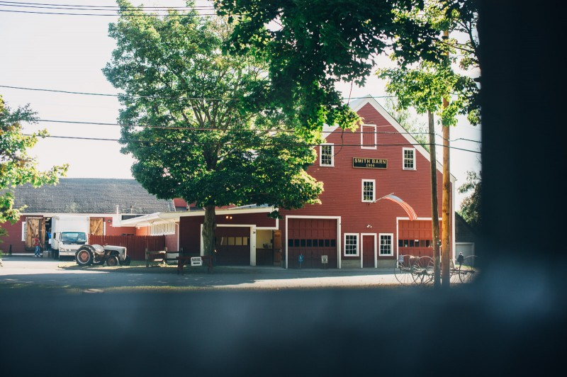 Smith Barn Wedding by Fat Orange Cat Studio
