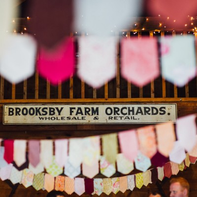 Smith Barn Wedding // Kirstin + Serge