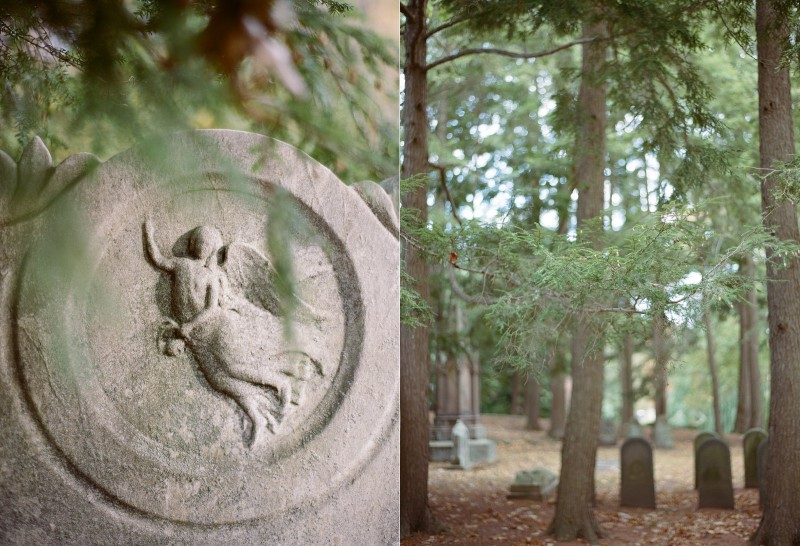 Forest Hills Cemetery, Li Ward