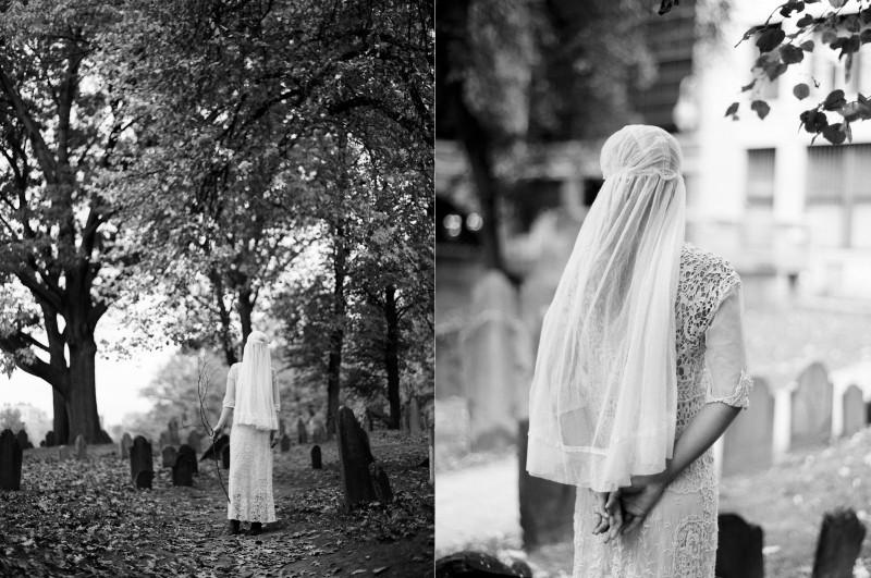 Ghost Bride (c) Li Ward