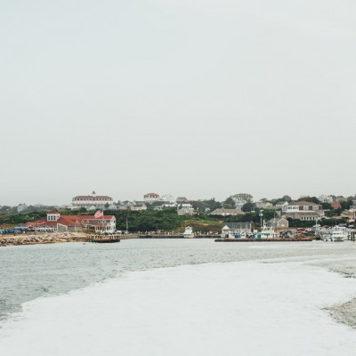 Spring House Wedding on Block Island, Rhode Island
