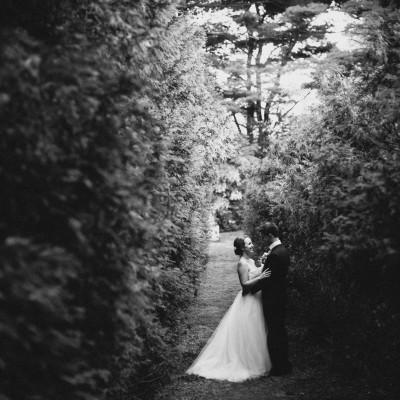 Wedding at Glen Magna Farms // Sofia + Tim