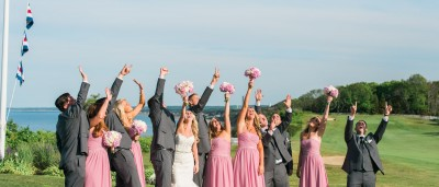 Wedding at the White Cliffs Country Club // Sam & Brett