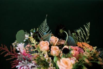 Wedding by the Pond // Misty + John