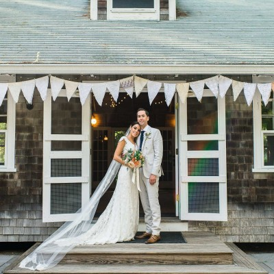Overbrook House Wedding // Deborah + Jonathan