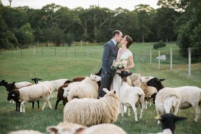 Chilmark, Martha's Vineyard Wedding // Molly + Adam
