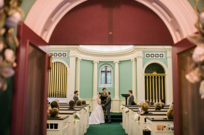 New Hampshire Wedding // Dianna + Kenan