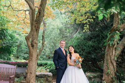 Mass Audubon Habitat Wedding // Stephanie + Dan