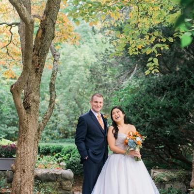Mass Audubon Habitat Wedding