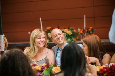 A Backyard Wedding // Kate + Edo