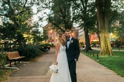 Boston Wedding // Rachel + Scott