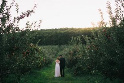 Quonquont Farm Wedding // Bryce + Matt