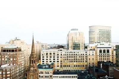 MIT Chapel and TAJ Boston Wedding // Kirsten + Ram