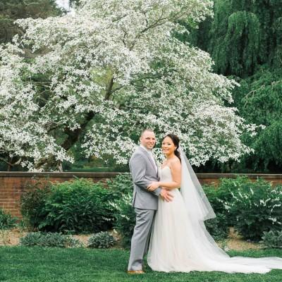 Spring Wedding at Glen Magna Estate
