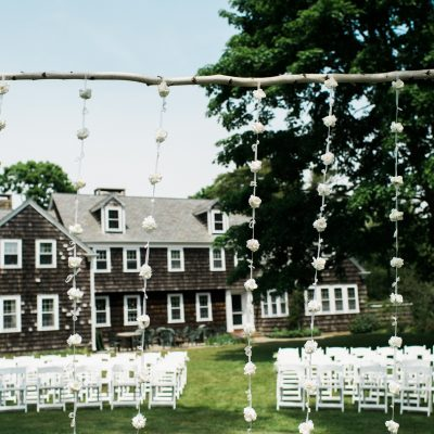 Overbrook House Wedding, Cape Cod