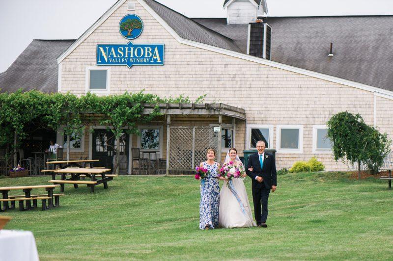nashoba valley winery wedding