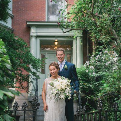 Liberty Hotel Wedding