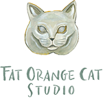 Fat Orange Cat Studio