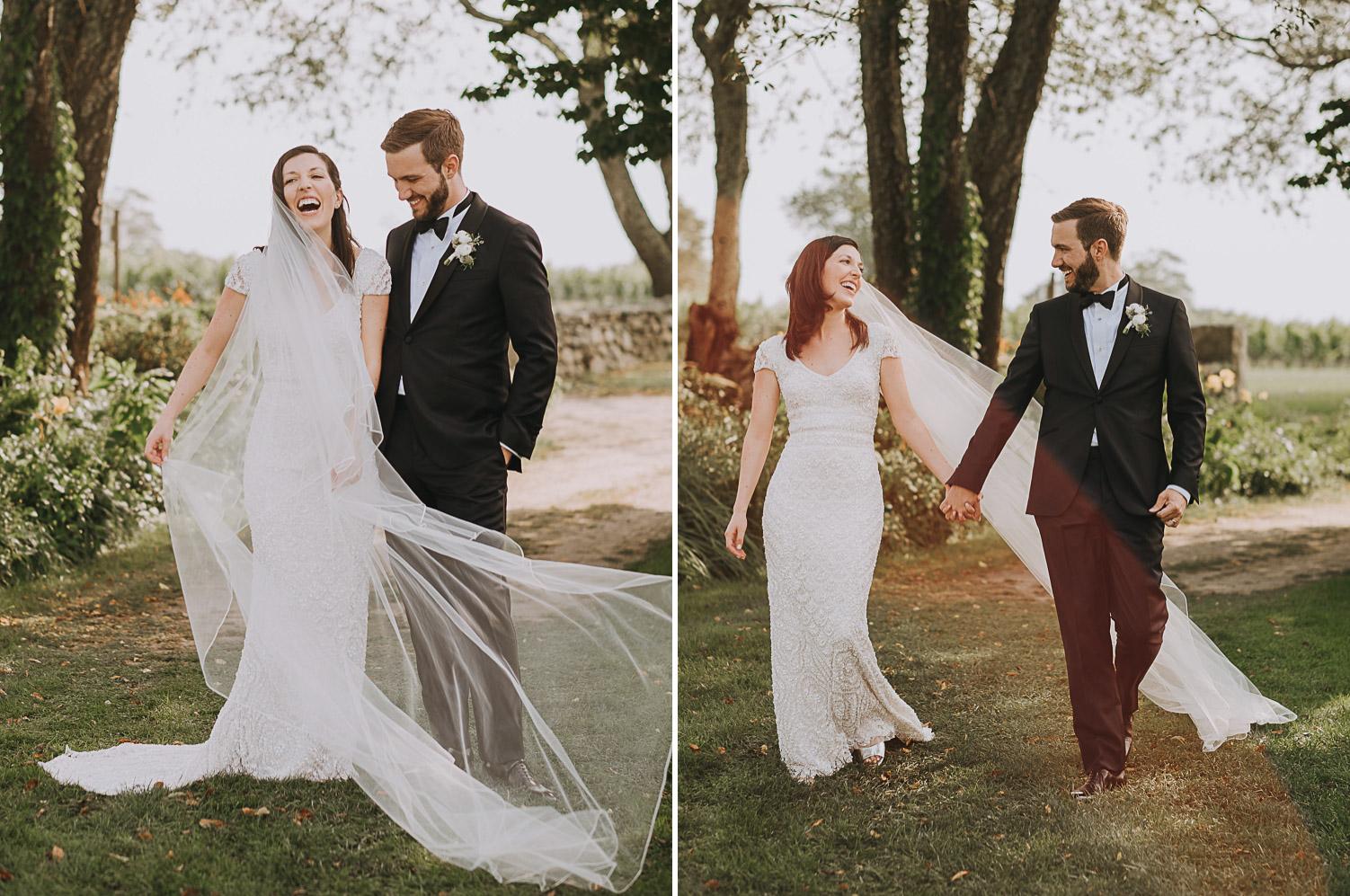Sakonnet Vineyard Wedding
